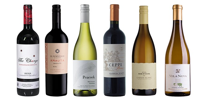 the winning wines