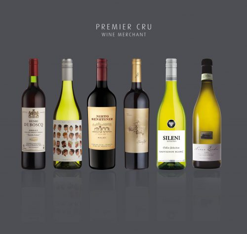 premier cru wine case