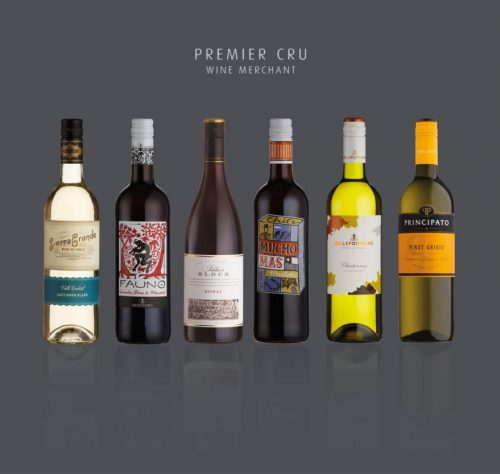 premier cru mixed case