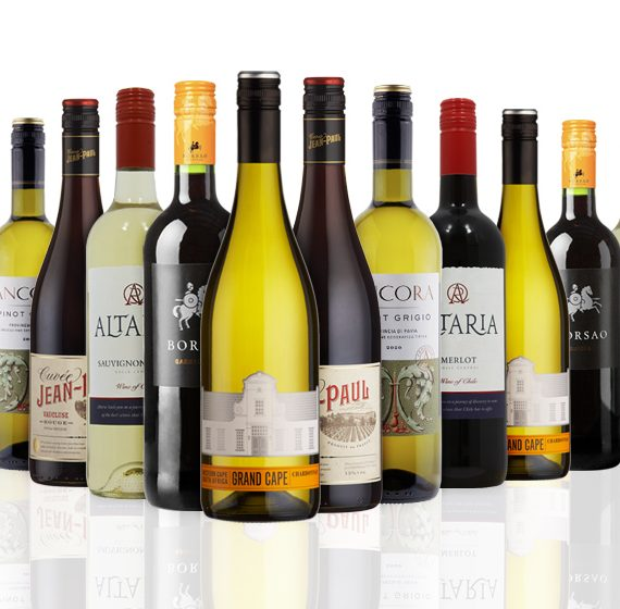 69.99 Mixed Wine Case - Sept 21