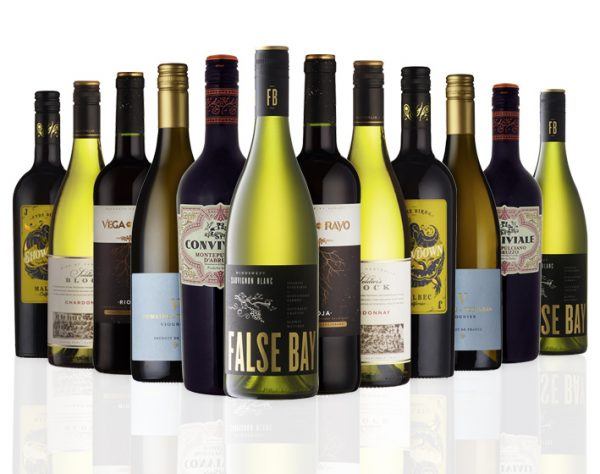 89.99 Mixed Wine Case - Sept 21