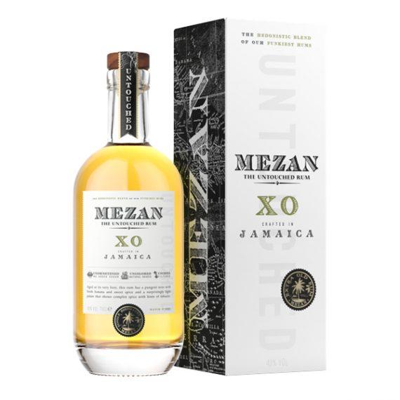 Mezan Jamaican Barrique XO Rum