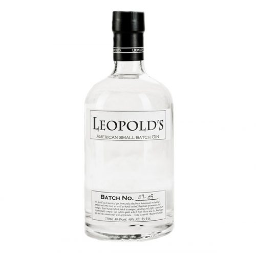 Leopold's Small Batch Gin