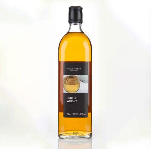 House of Food Scotch Whisky