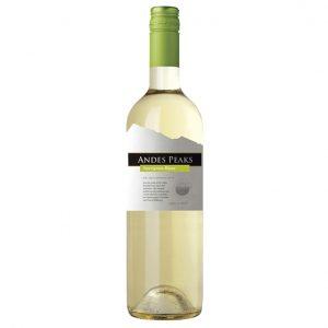 Andes Peaks Sauvignon Blanc - 2017