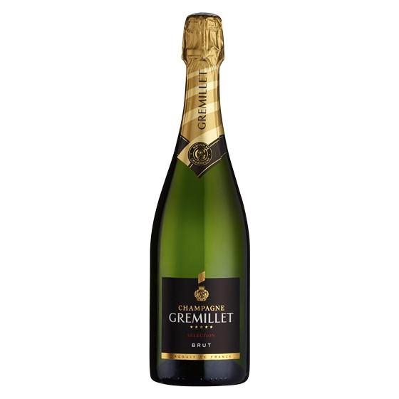 Champagne Gremillet Brut Vintage 2009