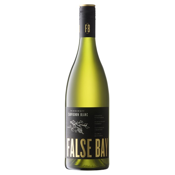 False Bay Windswept-Sauvignon Blanc Coastal Region