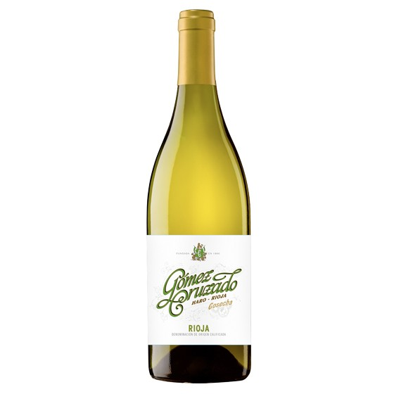 Gómez Cruzado Rioja Blanco 2 Ano