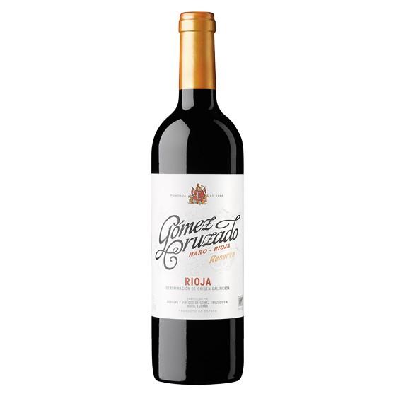 Gómez Cruzado Rioja Reserva