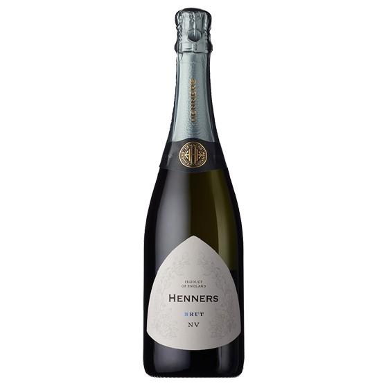 Henners Brut Sparkling Wine England