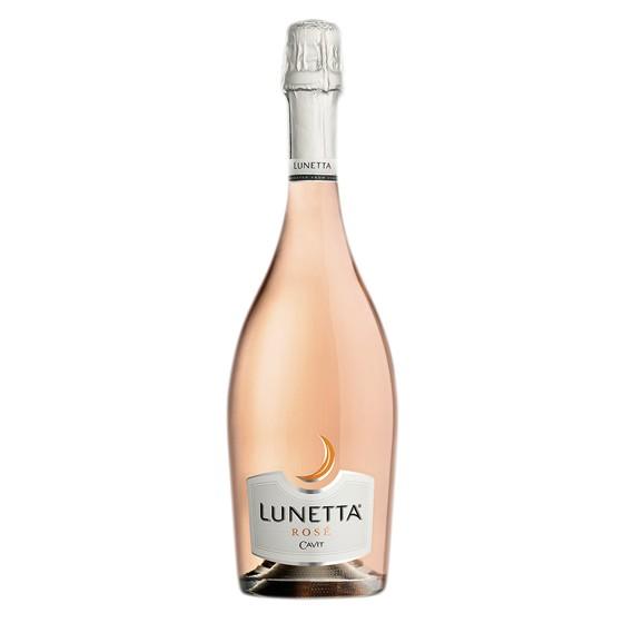Lunetta Rosé Spumante Brut NV