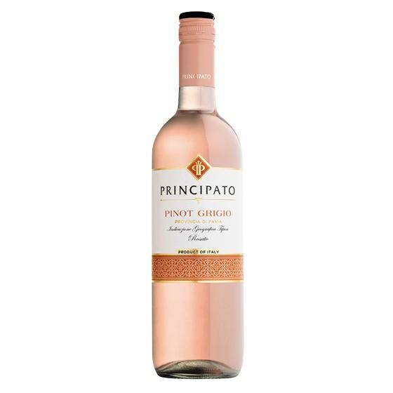 Principato Pinot Grigio Rosato, IGT Provincia di Pavia