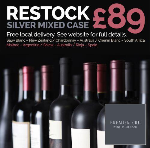 Restock Silver Case