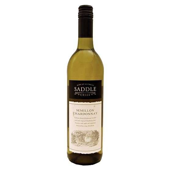 Saddle Creek Semillon Chardonnay
