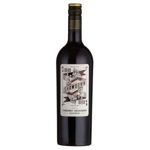 Showdown, 'Man-with-the-Ax' Cabernet Sauvignon