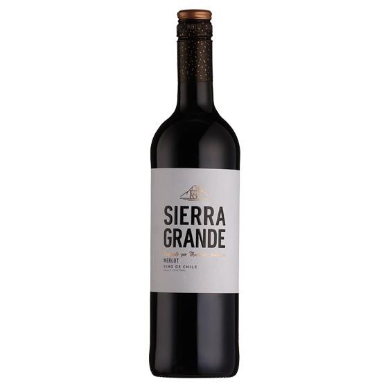 Sierra Grande Merlot, Chile