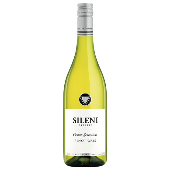 Sileni Cellar Selection Pinot Gris, Hawke's Bay 2018