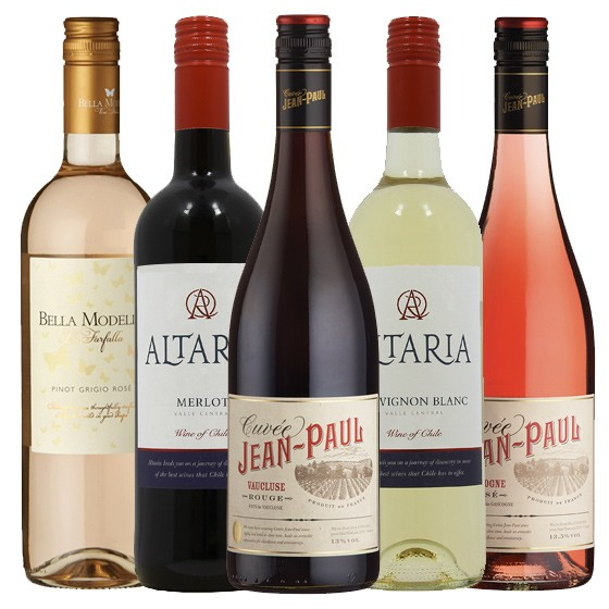 £69 Mixed Wine Case
