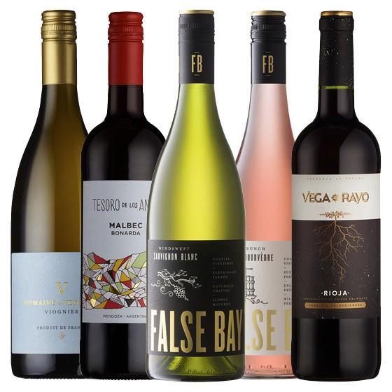 £89 Mixed Wine Case
