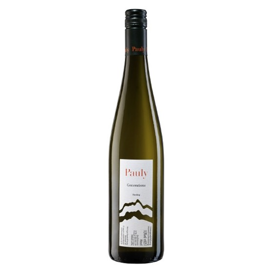 Axel Pauly, `Generations` Mosel Riesling Feinherb