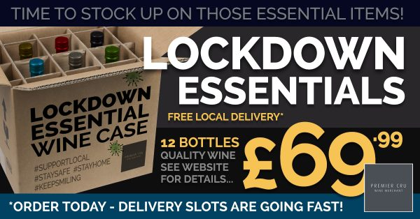 Lockdown Essentials Case